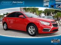 Pre-Owned 2016 Chevrolet Cruze Limited 1LT Auto Sedan in Jacksonville FL