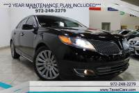2013 Lincoln MKS for sale in Carrollton TX