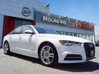 Used 2016 Audi A6 2.0T Premium Sedan for sale in Totowa NJ