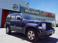 Used 2012 Jeep Liberty Sport 4x4 SUV for sale in Totowa NJ