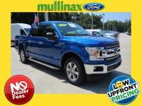 2018 Ford F-150 Truck SuperCrew Cab V-6 cyl