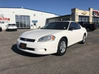 2006 Chevrolet Monte Carlo LS Coupe V-6 cyl