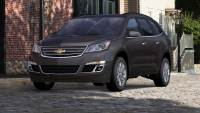 Pre-Owned 2016 Chevrolet Traverse AWD 1LT