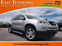 2007 GMC Acadia SLT-2 SUV - Used Car Dealer Serving Upper Cumberland Tennessee