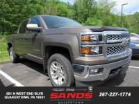 2015 Chevrolet Silverado 1500 LT Truck For Sale in Quakertown, PA