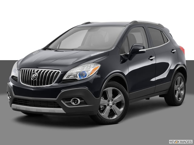 Photo Used 2014 Buick Encore Leather SUV