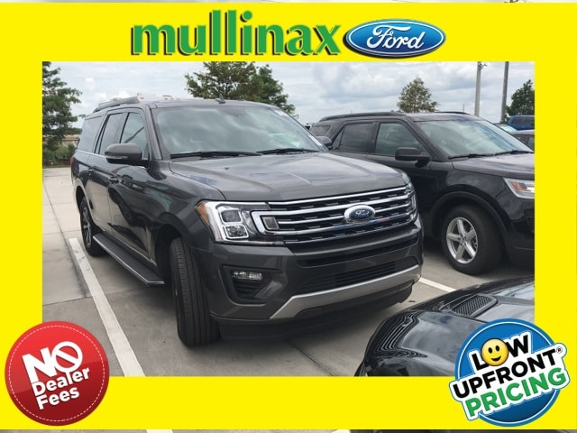 Photo Used 2018 Ford Expedition Max XLT W NAV, Blis, Connectivity Package SUV V-6 cyl in Kissimmee, FL