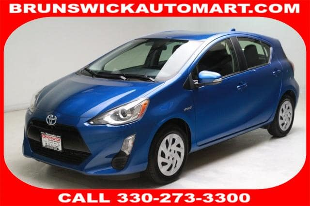 Photo Used 2016 Toyota Prius c Two in Brunswick, OH, near Cleveland