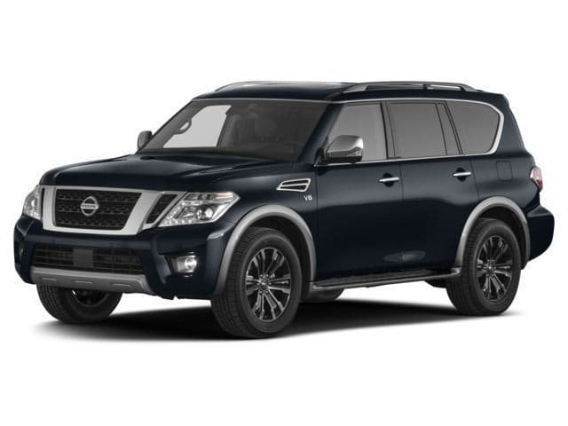 Photo Pre-Owned 2017 Nissan Armada SL SUV For Sale in Raleigh NC