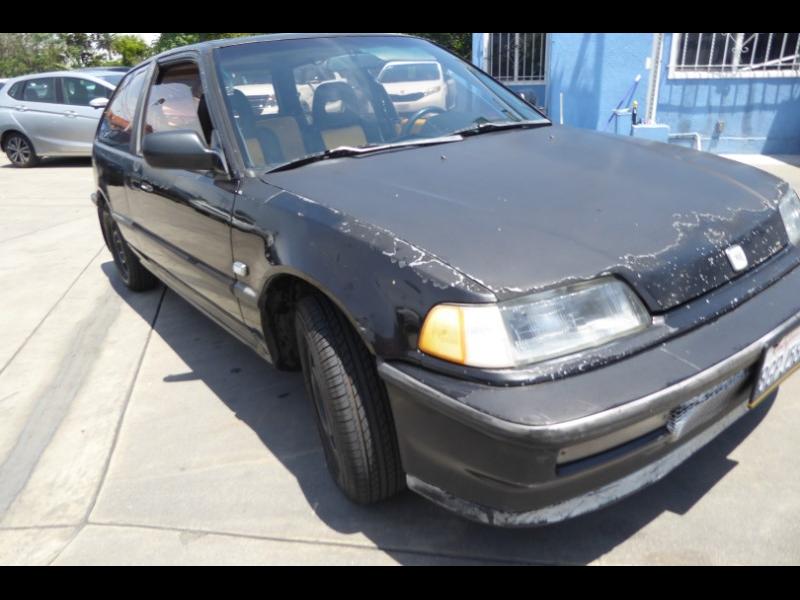 Photo 1990 Honda Civic Si Hatchback