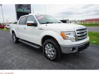 2013 Ford F-150 Lariat 4WD 145WB