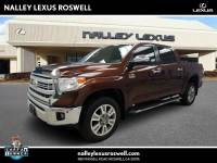 Pre-Owned 2015 Toyota Tundra 1794 Edition 5.7L V8 w/FFV Truck CrewMax in CummingGA