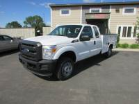 Used 2013 Ford F-250 4x4 Service Utility Truck