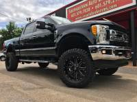 2017 Ford F-250 SD LARIAT CREW CAB SHORT BED 4WD CUSTOM LIFTED