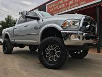2017 RAM 2500 LONGHORN CREW CAB SHORT BED 4WD CUSTOM LIFTED