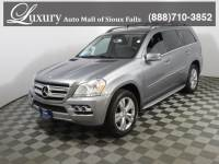 Pre-Owned 2011 Mercedes-Benz GL-Class GL 350 BlueTEC 4MATIC SUV for Sale in Sioux Falls near Brookings