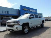 Pre-Owned 2017 Chevrolet Silverado 1500 Crew Cab Short Box 4-Wheel Drive High Country VIN 3GCUKTEC1HG110093 Stock Number 25440A