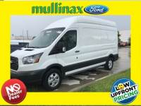 Used 2017 Ford Transit-250 High Roof W/ Bulkhead, Cruise Control, Reverse PAR Van High Roof Cargo Van V-6 cyl in Kissimmee, FL