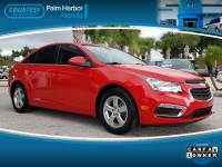 Pre-Owned 2016 Chevrolet Cruze Limited 1LT Auto Sedan in Tampa FL