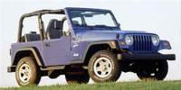 Pre-Owned 2001 Jeep Wrangler SE