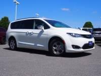 2018 Chrysler Pacifica Hybrid Limited Front-wheel Drive Van Passenger Van