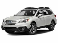 Used 2015 Subaru Outback For Sale in St. Cloud, MN