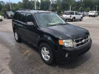 2010 Ford Escape XLT SUV V-6 cyl