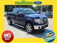 2012 Ford F-150 Truck SuperCrew Cab V-6 cyl