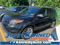 2011 Ford Explorer Limited Sport Utility V6 Ti-VCT Feasterville, PA