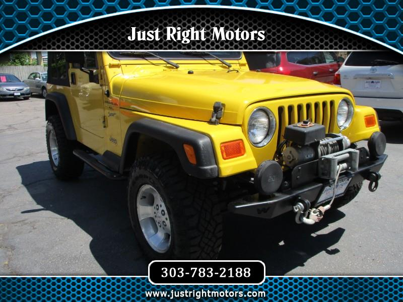 Photo 2001 Jeep Wrangler Sport