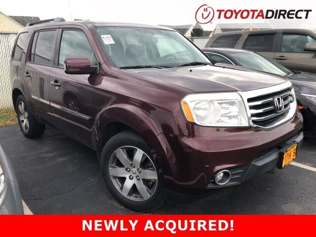 Photo 2013 Honda Pilot Touring wRESNavi 4WD SUV 4x4