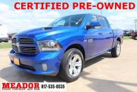 Certified Used 2016 Ram 1500 Sport Truck Crew Cab