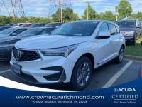 Pre-Owned 2019 Acura RDX Advance Package in Richmond VA