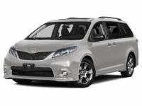 Used 2016 Toyota Sienna SE Premium 8 Passenger Front-wheel Drive Passenger For Sale in Olathe, KS near Kansas City, MO