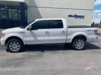 Used 2012 Ford F-150 Platinum Truck V8 FFV 4WD in Tulsa, OK