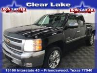 2013 Chevrolet Silverado 1500 LT Truck Extended Cab near Houston