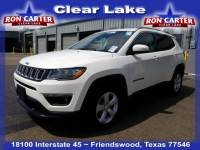 2018 Jeep Compass Latitude FWD SUV near Houston