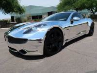 2012 Fisker Karma EcoChic Chrome Edition