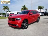 Certified Pre-Owned 2018 Dodge Durango GT SUV For Sale Tamarac, Florida