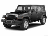 2013 Jeep Wrangler Unlimited Rubicon SUV