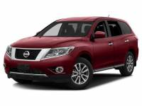Used 2016 Nissan Pathfinder SL in Bowling Green KY | VIN: