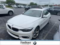 Used 2018 BMW 4 Series 440i xDrive Convertible in Lancaster PA