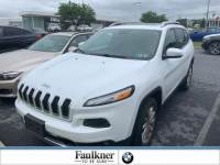 Used 2016 Jeep Cherokee Limited 4WD Limited in Lancaster PA