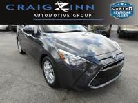 Pre Owned 2018 Toyota Yaris iA Auto (Natl) VIN3MYDLBYV2JY307411 Stock Number20050101