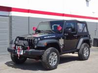 Used 2015 Jeep Wrangler For Sale at Huber Automotive | VIN: 1C4BJWCG7FL770611