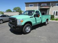 Used 2011 Ford F-350 4x4 Service Utility Truck