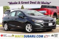 Used 2018 Chevrolet Cruze LT Available in Sacramento CA