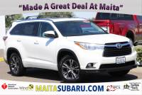 Used 2016 Toyota Highlander XLE Available in Sacramento CA