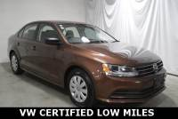 2016 Volkswagen Jetta 1.4T S For Sale Near Cleveland