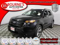 2014 Ford Explorer Sport 4WD w/ Nav,Leather,Sunroof,Heated/Cooled Seats, And Backup Camera.